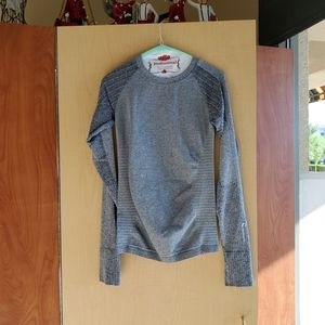 Climawear Gray Long Sleeve